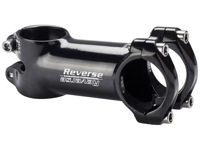 Reverse XC Vorbau Ø31,8mm 6° schwarz glänzend